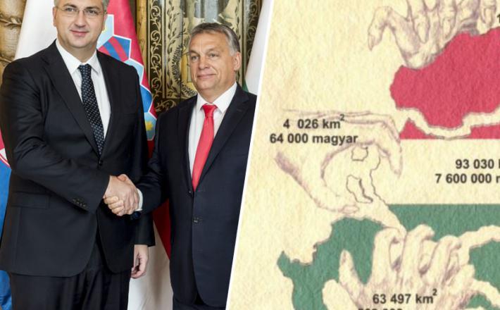Plenković in Orban