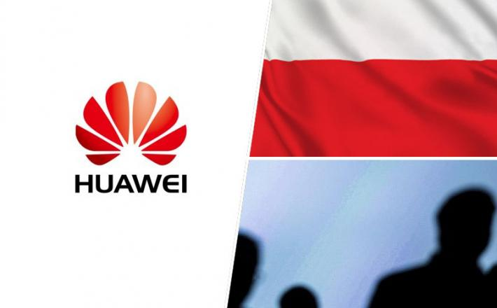 Huawei, Poljska