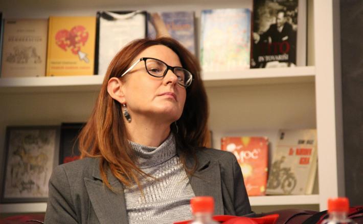 Andreja Katič      VIr:Insajder