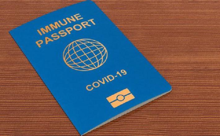 Covid 19 potni list