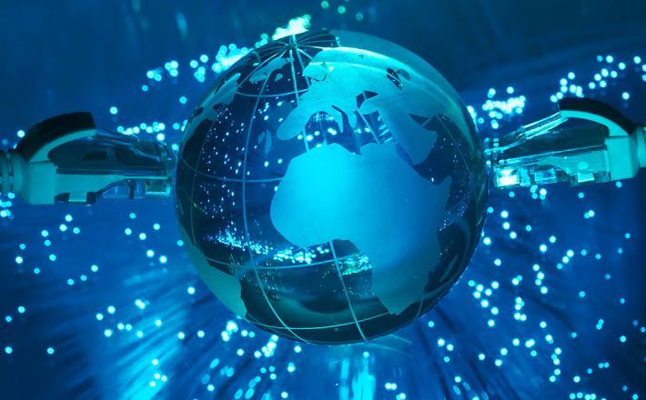 Internet digitalizacija - prikazna fotografija