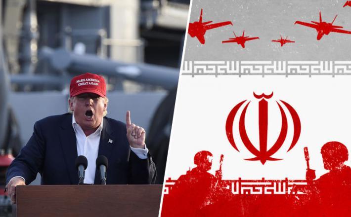 Iran in Trumpove grožnje