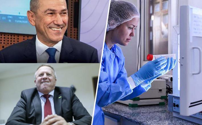 Janša, Počivalšek in naslednji državni posel - s hladilniki...
