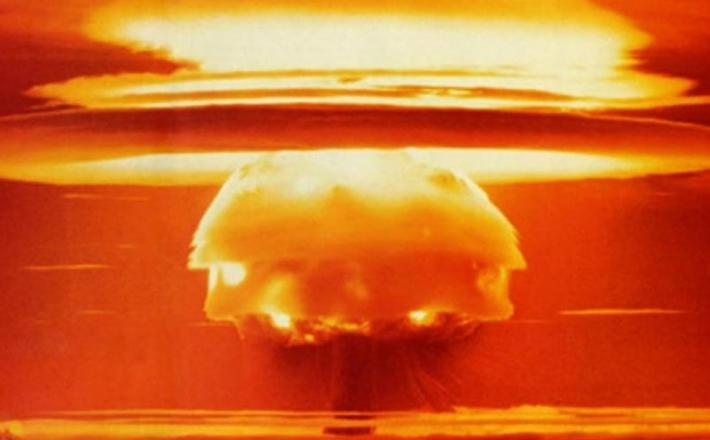 Jedrska eksplozija