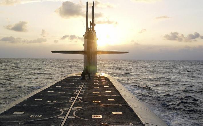 Jedrska podmornica razreda Ohio