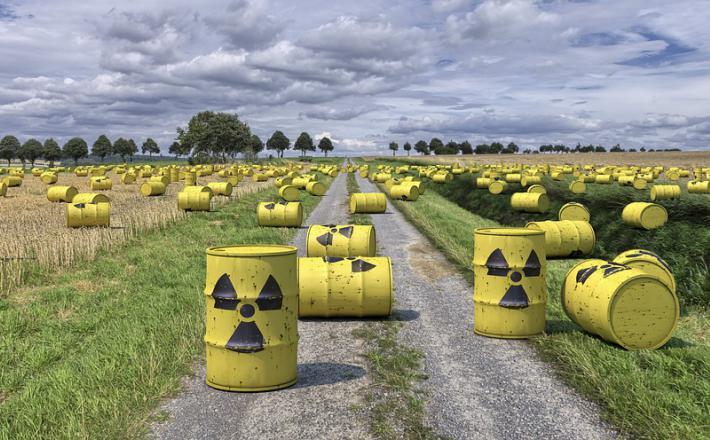 Jedrski odpadki