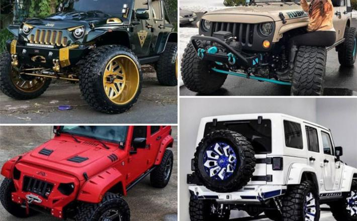Jeep predelava