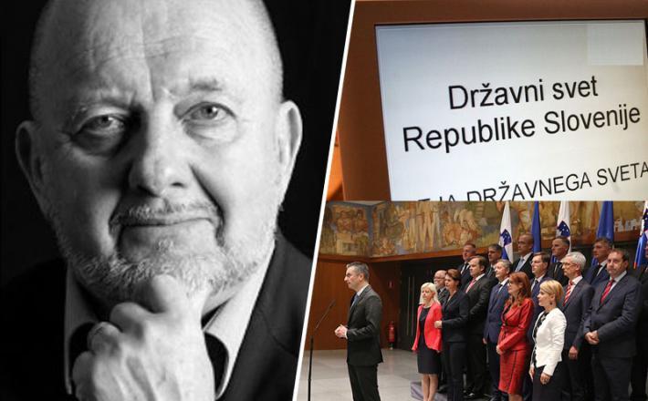 Zmago Jelinčič, državni svet in vlada