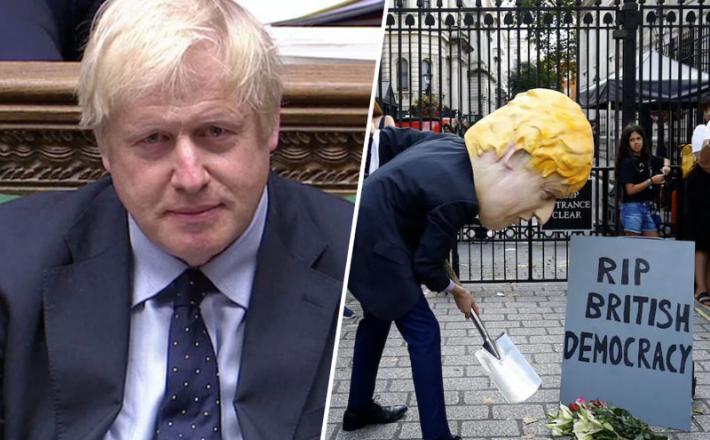 Velika Britanija - Boris Johnson