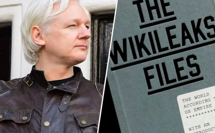 Julian Assange in Wikileaks