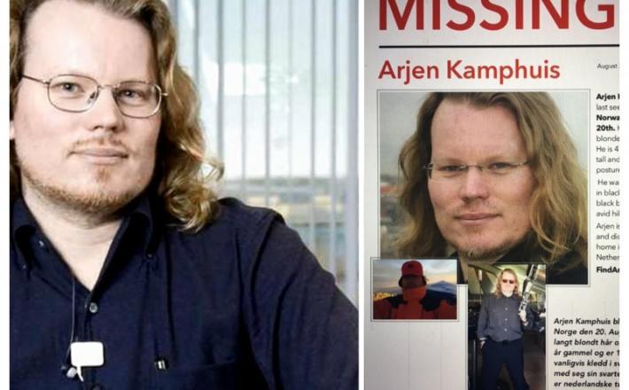 Arjen Kamphius - strokovnjak za kibernetsko varnost