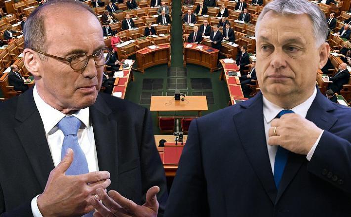 Karas in Orban Vir: Krone.at