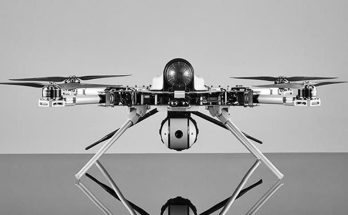 Kargu-2, dron z umetno inteligenco  Vir: Twitter