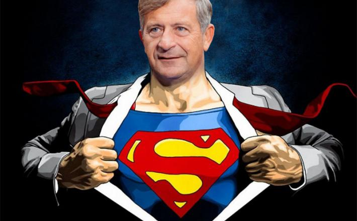 Karl Erjavec / Superman
