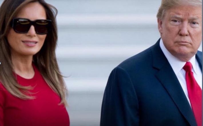 Melania Trump - dvojnica