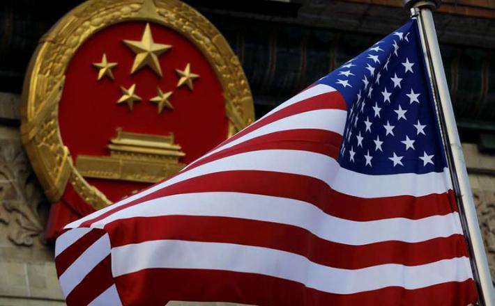 Kitajska in ZDA
