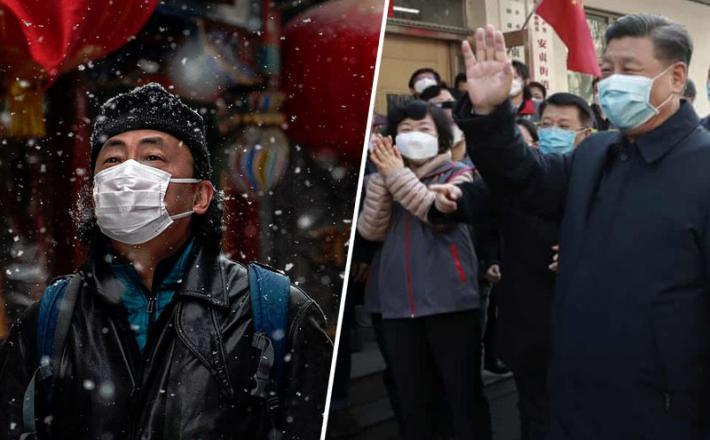 Kitajska v boju proti virusu Covid-19