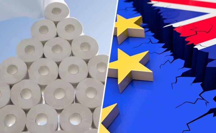 Toaletni papir in brexit