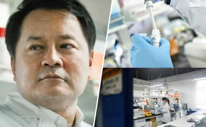 Pekinški inštitut za napredno genomiko - izdelava zdravila na podlagi protiteles