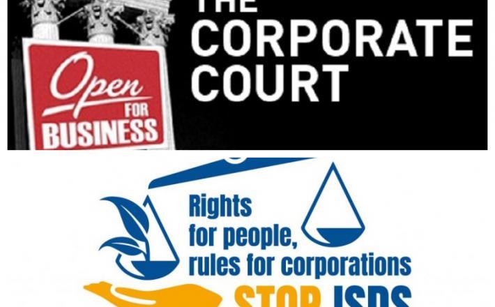 Korporacijska sodišča