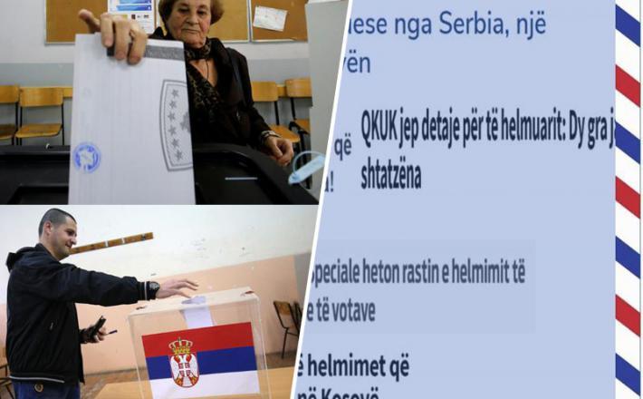 """Kosovo - volitve in """"zastrupitev"""""""