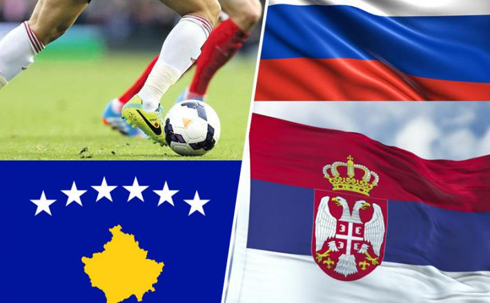 Uefa, Kosovo, Srbija in Rusija