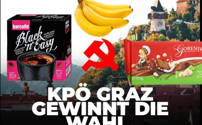 KPO Gradec in posledice zmage komunistov v Avstriji....