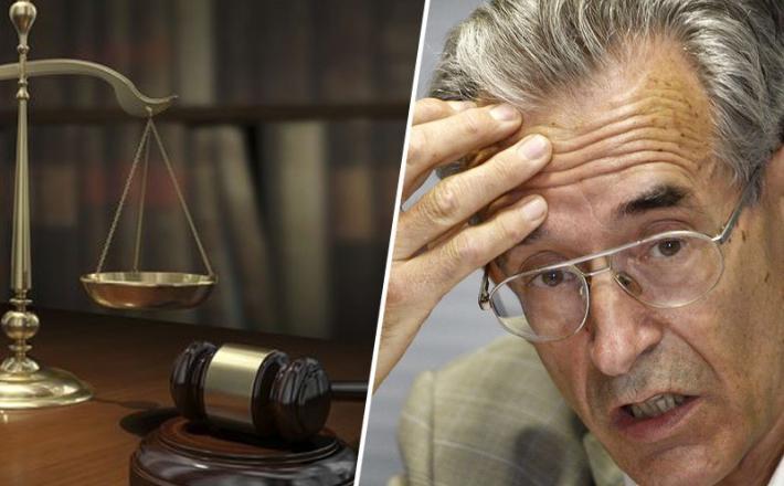 Krivic in sodniško kladivo