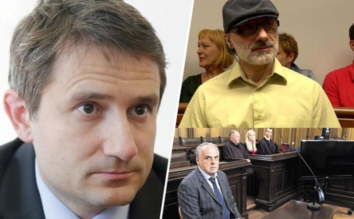Miha Kunič, Stephan, Novič