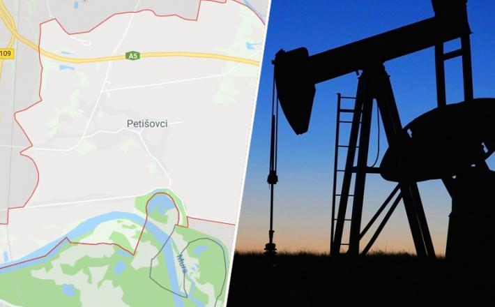 Lendava, nafta