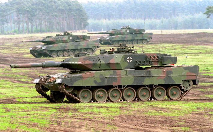 Leopard - Bundeswehr