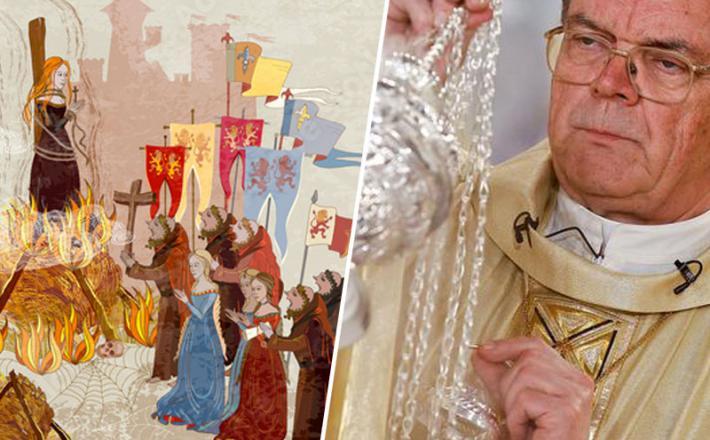 Čarovniški procesi, prva naloga poprave krivic Svete inkvizicije
