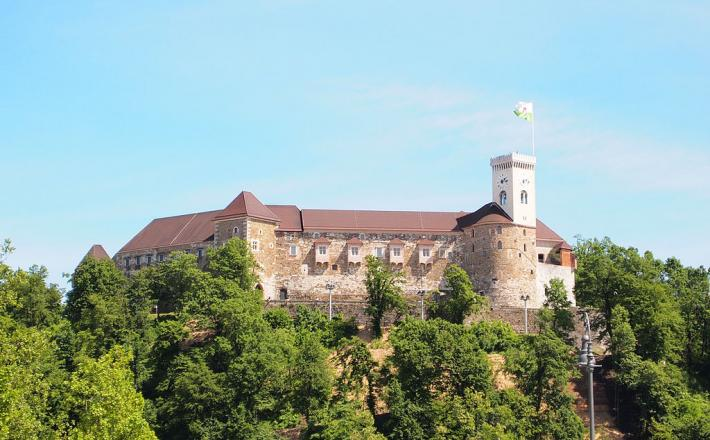 Ljubljanski grad, Ljubljana