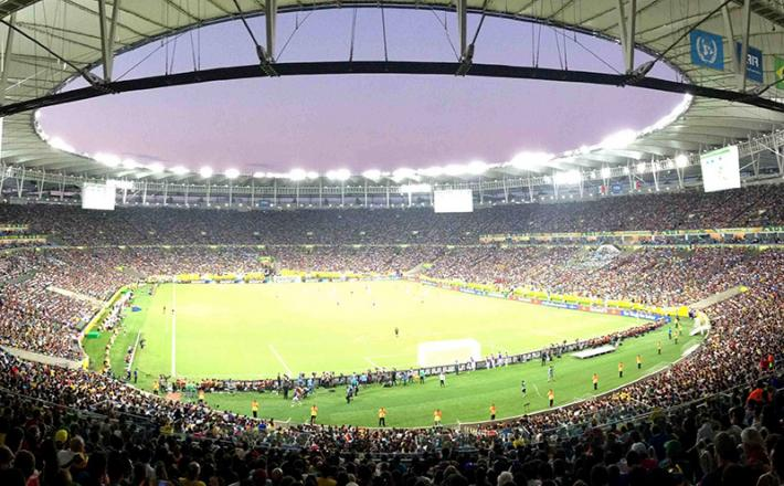 Stadion Maracana, Brazilija