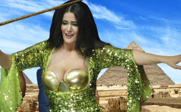 """el Masri je v Egiptu """"nemoralna"""""""