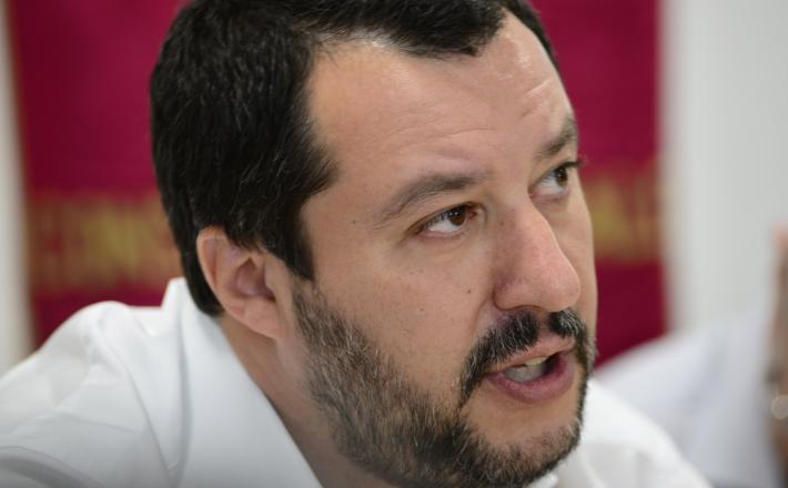 Matteo Salvini Vir:Pixell