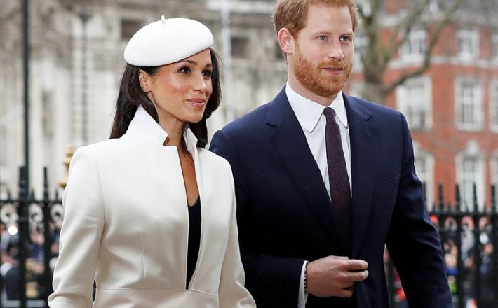 Princ Harry, Meghan Markle, foto: Flickr