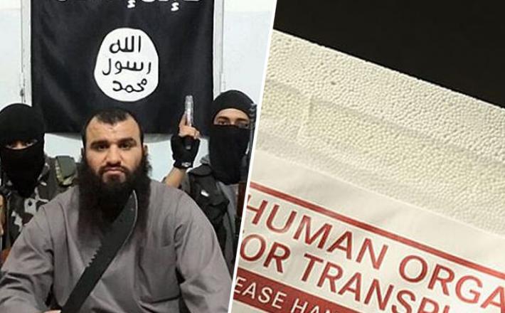 Mensur - trgovec s človeškimi organi v Siriji