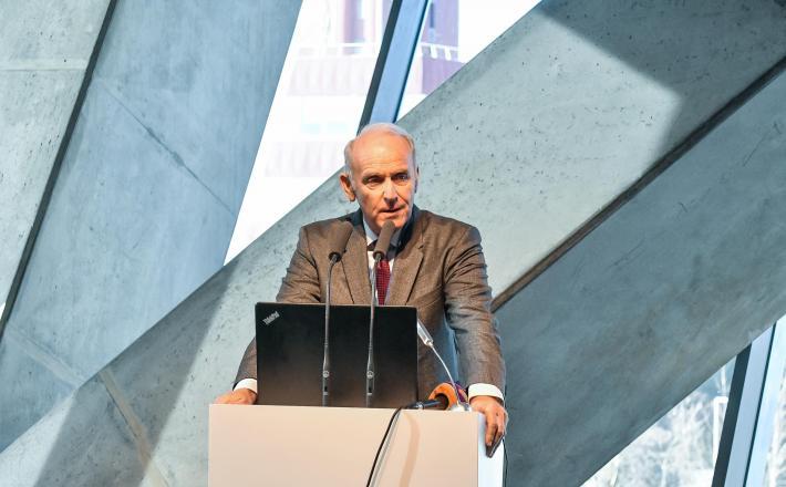 Jože Mermal, predsednik uprave BTC