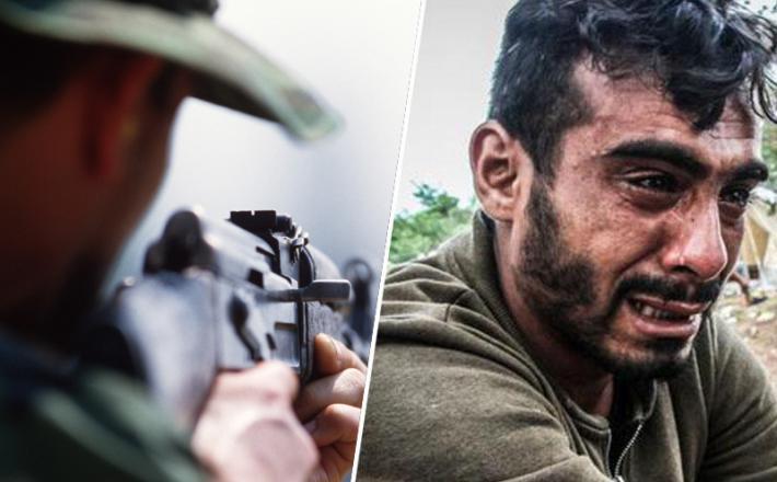 Afganistanski migrant je bil ustreljen s puško hrvaškega policista