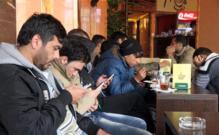 Migranti - postnetek je iz Beograda