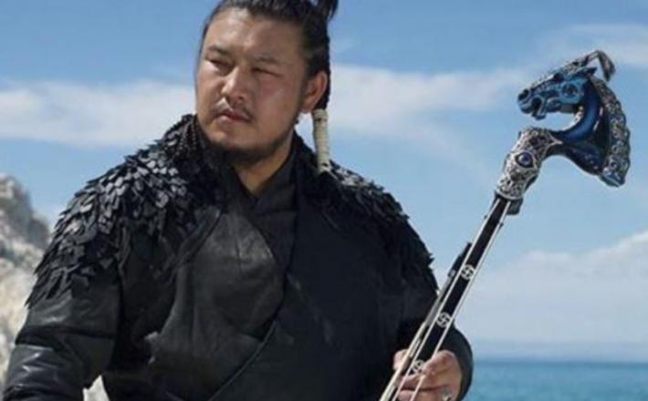 Mongolski pevec - skupina HU