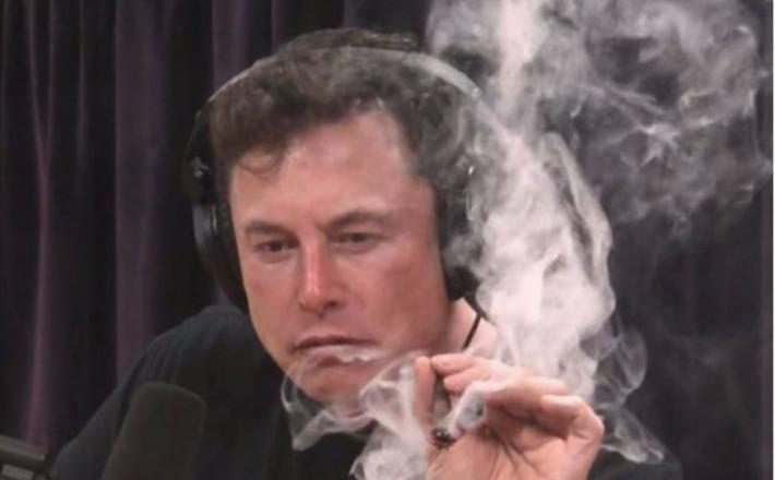 """Elon Musk - včasih pokadi tudi kaj """"močnejšega"""", oddelke za odnose z javnostmi pa prezira"""