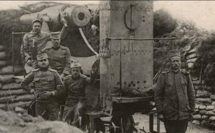 Srbska vojska - 1. svetovna vojna