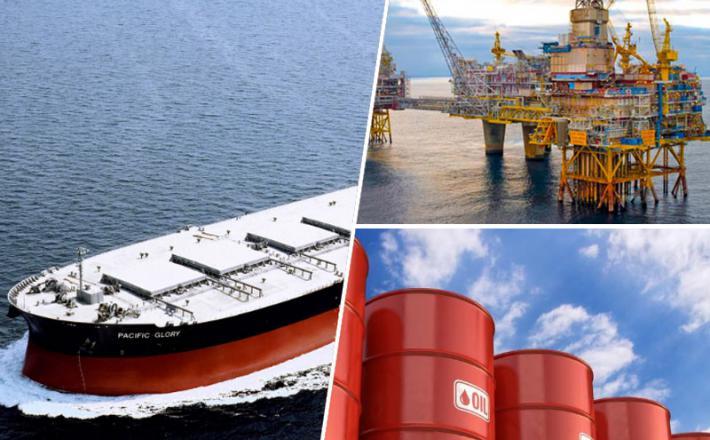 Nafta, Venezuela, ZDA