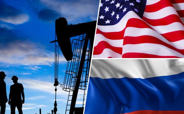 Nafta, ZDA / RUSIJA