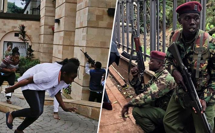 Nairobi napad