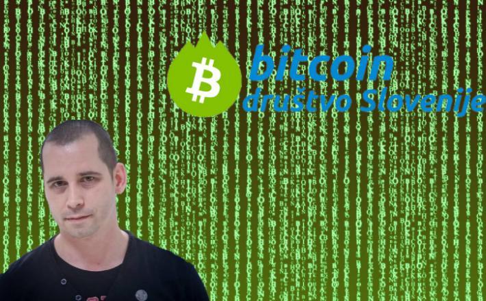Jure Pirc, Društvo Bitcoin