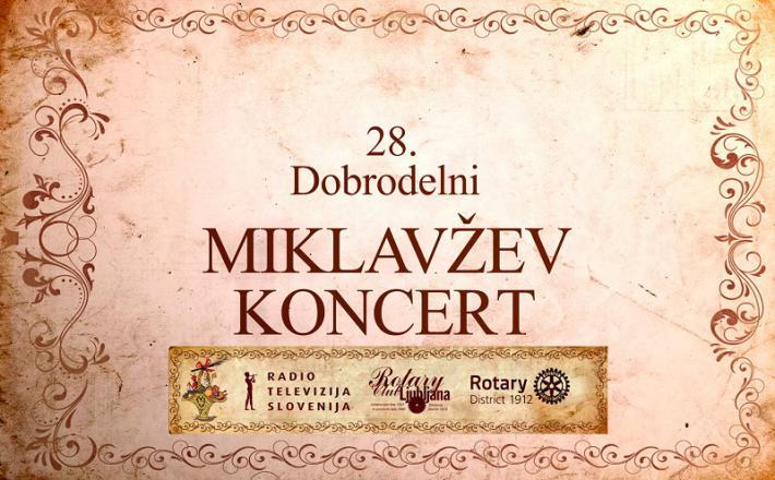Rotary klub - Miklavžev koncert