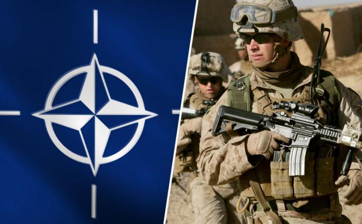 NATO / vojak